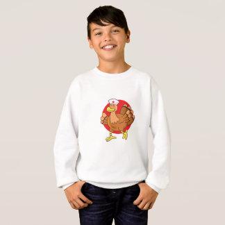 Nurse Turkey Funny Thanksgiving For Nurses Sweatshirt