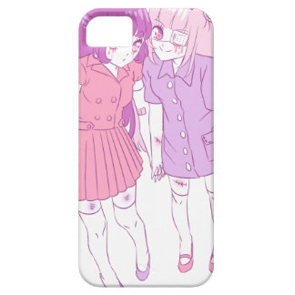 Nurse Twins iPhone 5 Cases