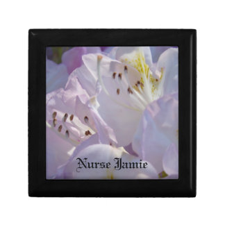 Nurse Your Name gifts Jewelry Trinkets Keepsakes Gift Box
