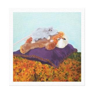 "Nursery/Kids 12"" x 12"", 1.5"", Single Canvas Print"