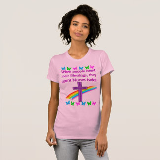NURSES ARE A BLESSING T-Shirt