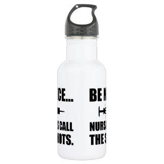 Nurses Call The Shots 532 Ml Water Bottle