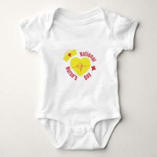 Nurses Day Baby Bodysuit