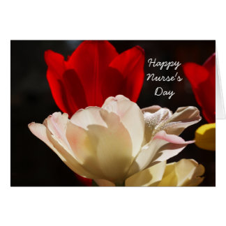 Nurses Day Greeting Card -- Happy Nurse's Day