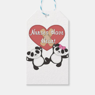 Nurses Have Heart Gift Tags