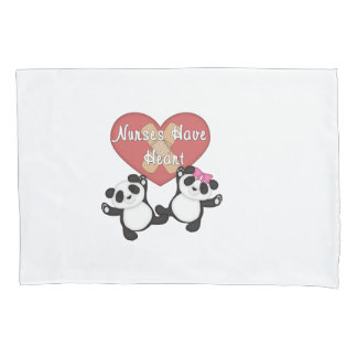 Nurses Have Heart Pillowcase
