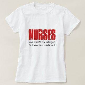 Nurses Humor T-shirt