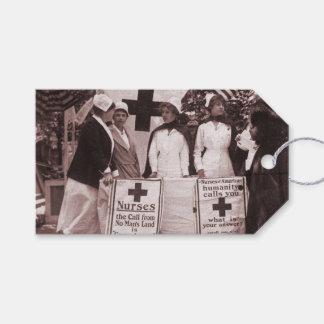 Nurses Recruitment Gift Tags