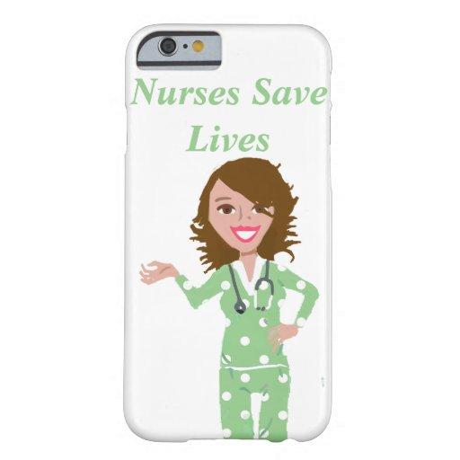 Nurses Save Lives iPhone 6 Case