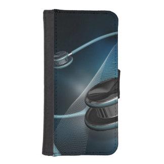 Nurses Stethoscopes iPhone 5 Wallet Case