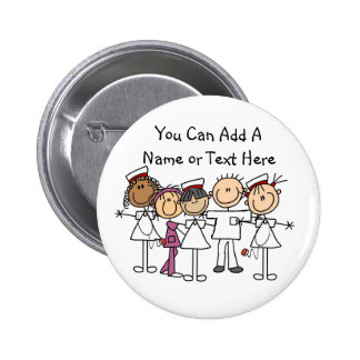 Nurses Week T-shirts and Gifts 2 Inch Round Button