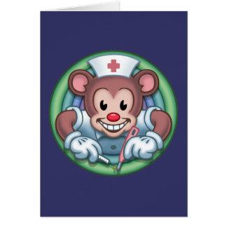 Nursey Bear Card
