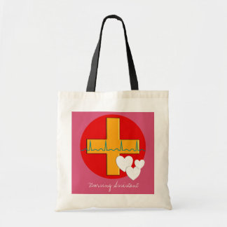 Nursing Assistant Tote Bag III