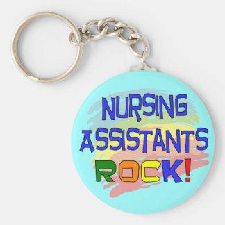 Nursing Assistants ROCK Keychain