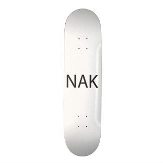 Nursing At Keyboard.ai Skateboard Deck
