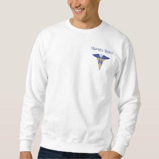 Nursing Caduceus Sweatshirt