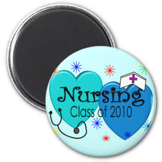Nursing Class of 2010 Gifts Fridge Magnets