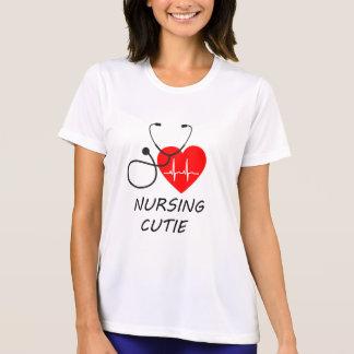Nursing Cutie - Nursing T-Shirt