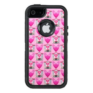 Nursing Emoji iPhone SE/5/5s Otterbox Case