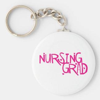 Nursing Grad Keychain