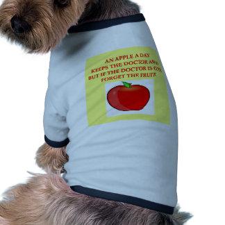 nursing joke dog t-shirt