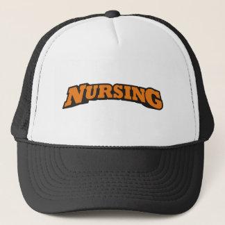Nursing (Orange) Trucker Hat