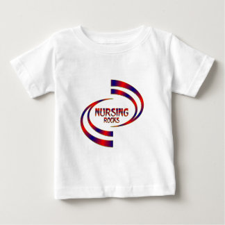 Nursing Rocks Baby T-Shirt