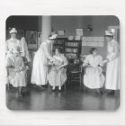 Nursing School, early 1900s Mouse Pad