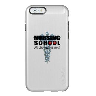 Nursing School The Struggle Is Real Incipio Feather® Shine iPhone 6 Case