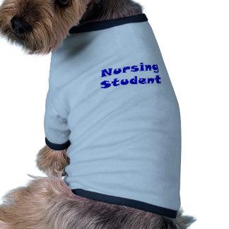 Nursing Student Doggie Tshirt