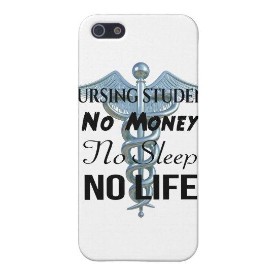 Nursing Student Funny Nurse Quote iPhone 5 Cover