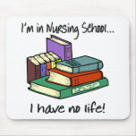 Nursing Student Mouse Pad