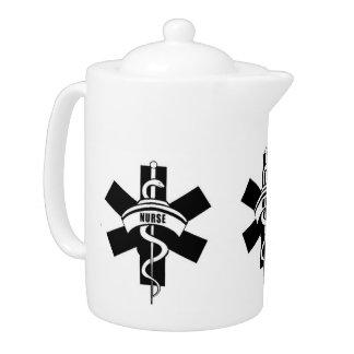 Nursing Teapots of Love