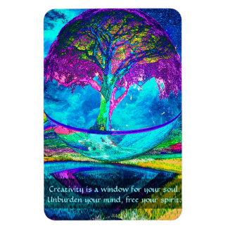 Nurture Your Creativity Magnet