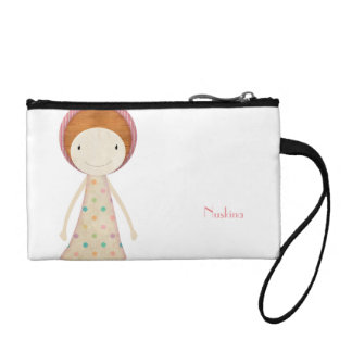 Nuskina wrist coin purse