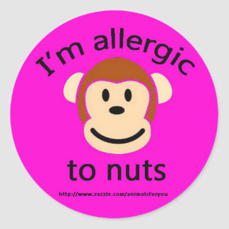 Browse the Allergy Sticker Collection and personalize by colour, design, or style.