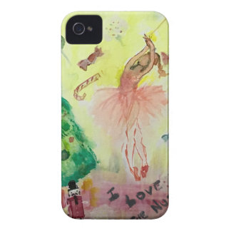 Nutcracker ballet gifts 2017 latidaballet edition Case-Mate iPhone 4 cases