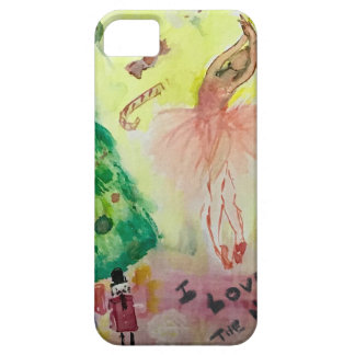 Nutcracker ballet gifts 2017 latidaballet edition iPhone 5 case