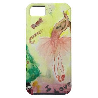 Nutcracker ballet gifts 2017 latidaballet edition iPhone 5 cases