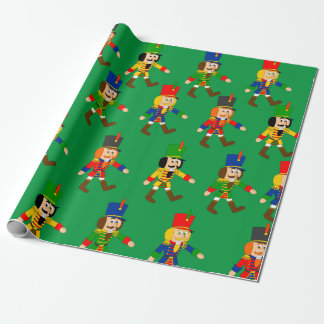 Nutcracker by Joel Anderson, Matte Wrapping Paper