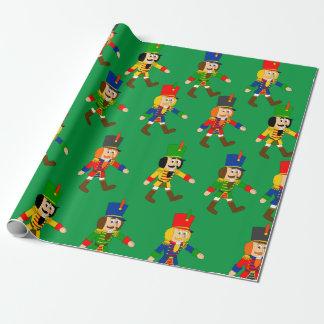 Nutcracker by Joel Anderson, Matte Wrapping Paper