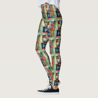 Nutcracker Chef Leggings