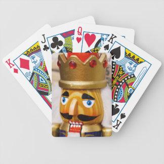 Nutcracker Christmas toy Poker Deck