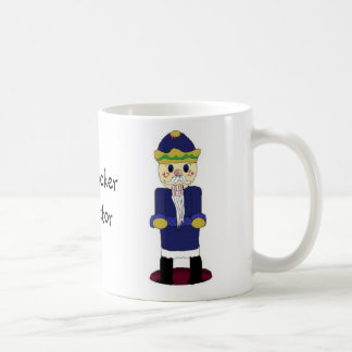 Nutcracker Collector Coffee Mug