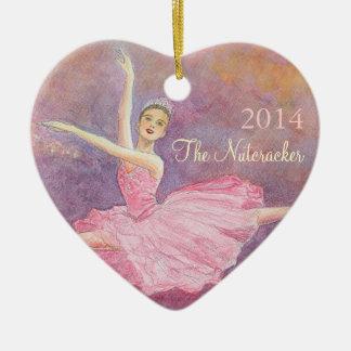 Nutcracker Commemorative Ornament