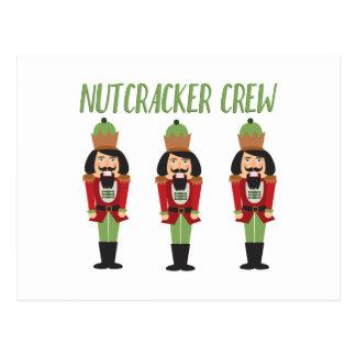 Nutcracker Crew Postcard