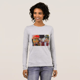 Nutcracker figures long sleeve T-Shirt