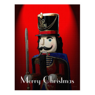 Nutcracker General Postcard
