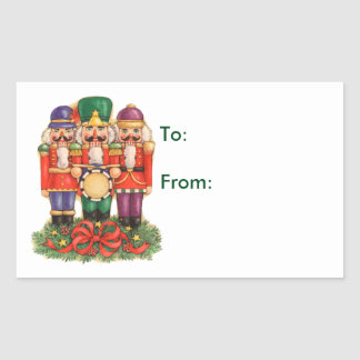 Nutcracker - Gift Tags