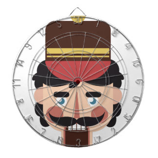 Nutcracker Head Dart Boards